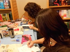 book signing 162