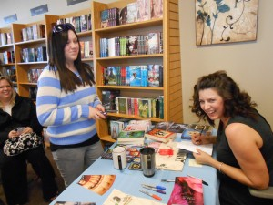 book signing 167